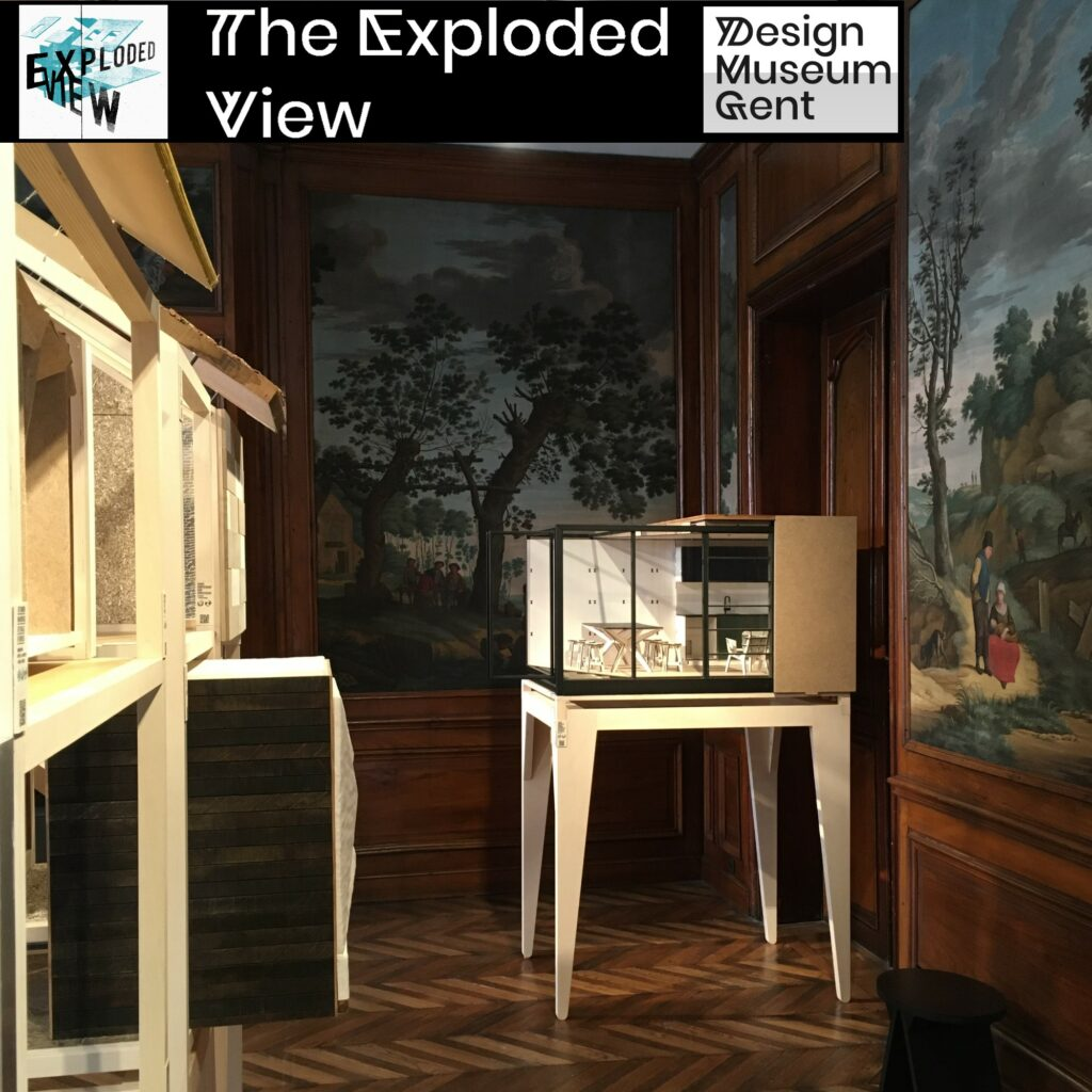 Design Museum Gent expositie The Exploded View